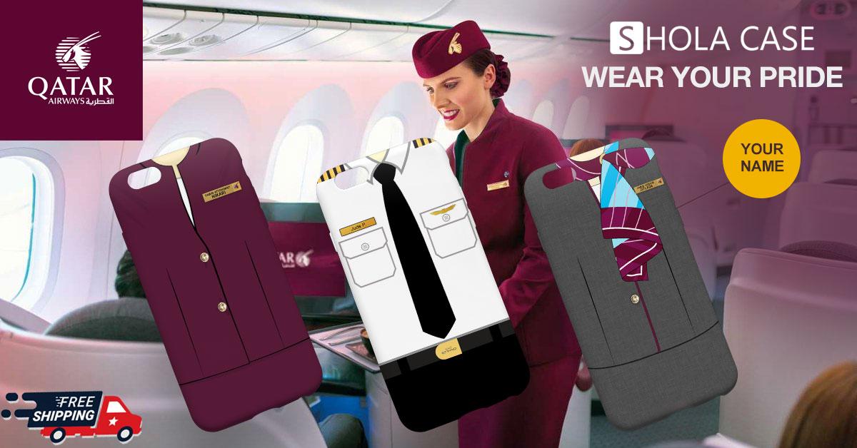 qatar-airways-personalized-cabin-crew-phone-case