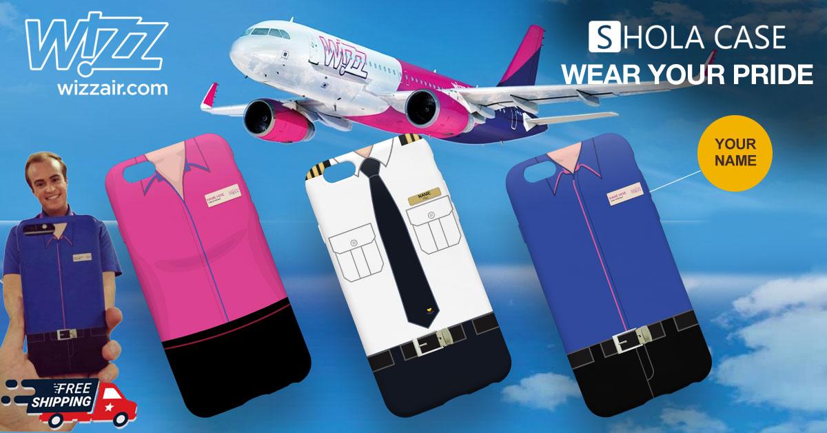 wizz-air-cabin-crew-phone-case