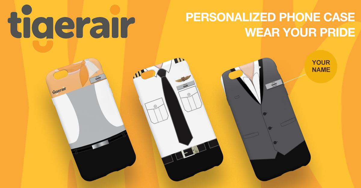 tigerair-personalized-cabin-crew-phone-case