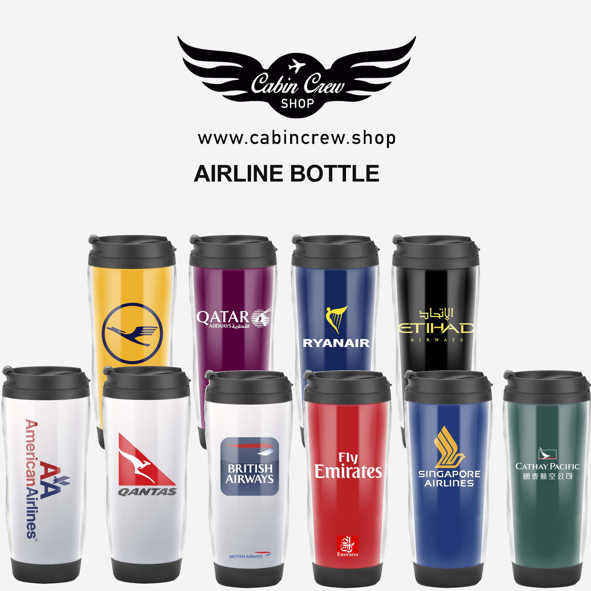 Airline Bottle