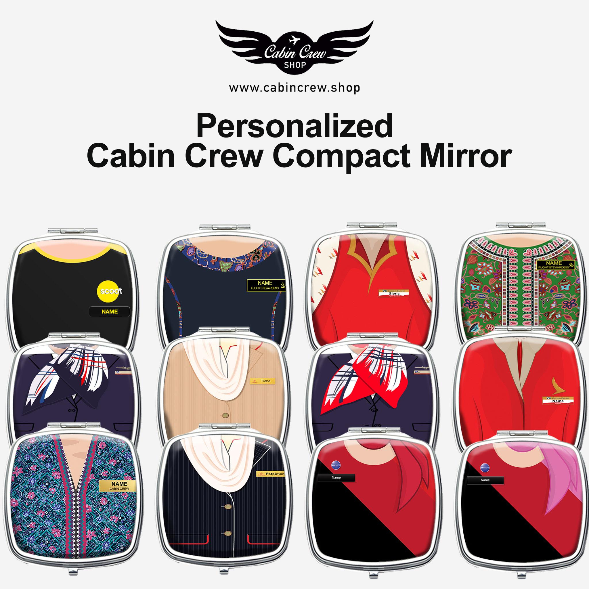 Compact Mirror